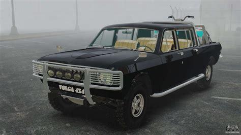 Gaz 2402-4 X 4 Pickup Truck For Gta 4