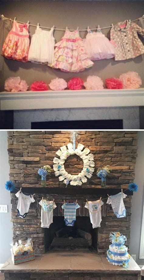 insanely cool baby shower decorating ideas