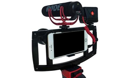 iphone filming rig what are the best smartphones for filmmaking 2017