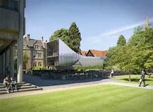 Unbelievable Zaha Hadid's building at Oxford University