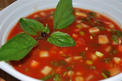 recette cuisine gaspacho espagnol recettes de gaspacho idées de recettes à base de gaspacho