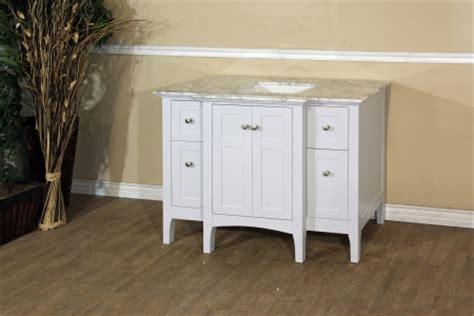 single sink bathroom vanity  dovetail drawers