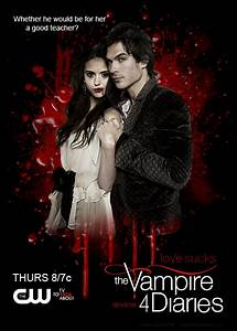 The Vampire Diaries season 4 Promo Poster by aisim93 on ...