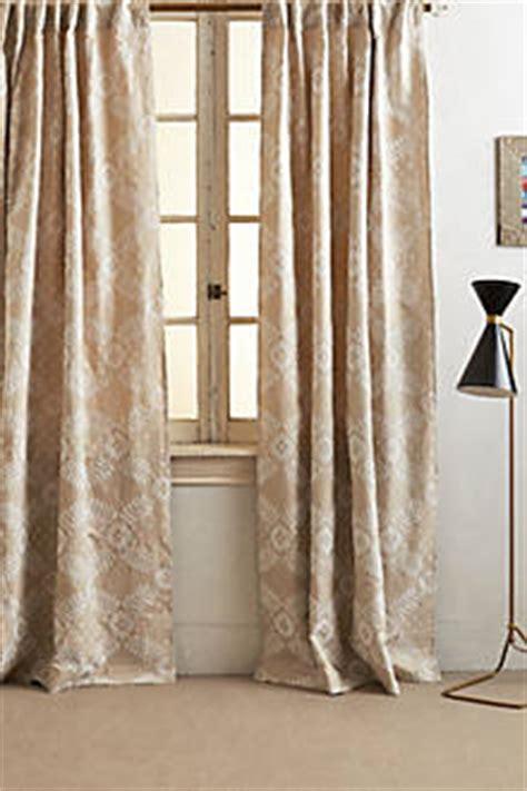 brocade drapes karelia brocade curtain