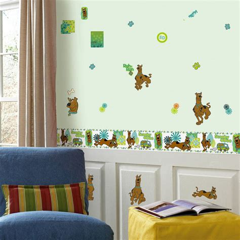 scooby doo bedding and room decorations modern bedroom