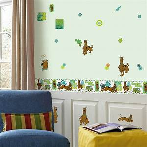scooby doo bedding and room decorations modern bedroom With kitchen cabinets lowes with scooby doo wall art