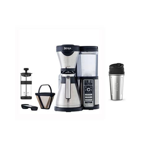 4.5 из 5 звездоч., исходя из 63 оценки(ок) товара(63). Ninja Auto iQ Coffee Maker Brewer System w/ Stainless ...
