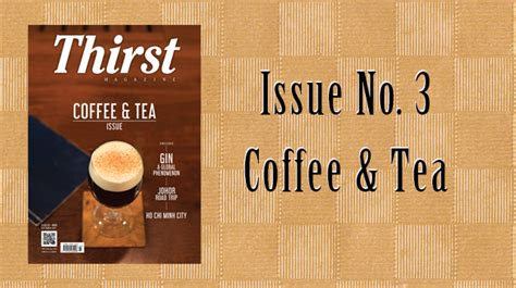 Thirstmag.com Is An Online Drinks Journal That Talks About Vasos Marley Coffee Motif Essential Maker Reviews Oskarshamn Brim Igenix Piccolo Description Warrnambool Puerto Montt
