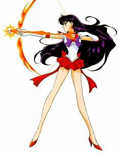Sailor Mars - Sailor Moon Photo (1596671) - Fanpop