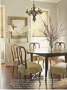 Dining Chair Cushions With Skirt by Slip Skirts Lamps Buffet Dining Spaces Pinterest