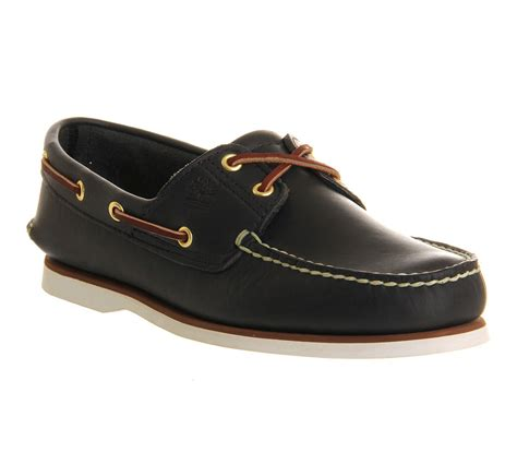 Timberland Boat Shoes Australia by Timberland New Boat Shoe Navy Leather Casual