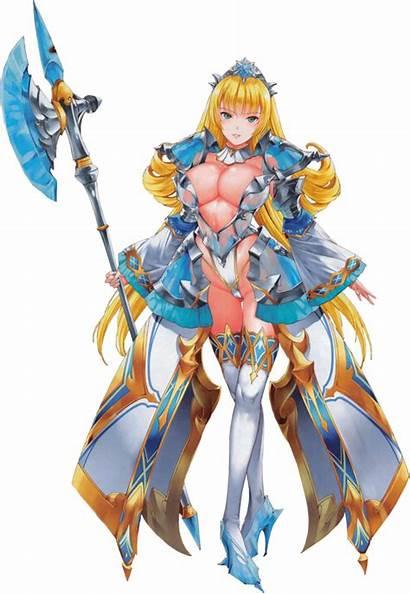 Blade Cinderella Queen Queens Anime Grimoire Cenicienta