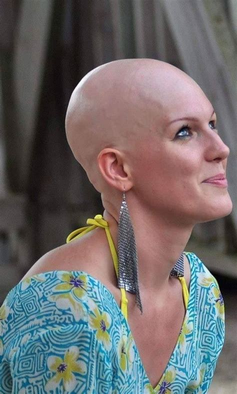 bald  beautiful images  pinterest bald women