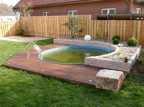 pool mit holzterrasse holz terrassen aus bangkirai und hartholz