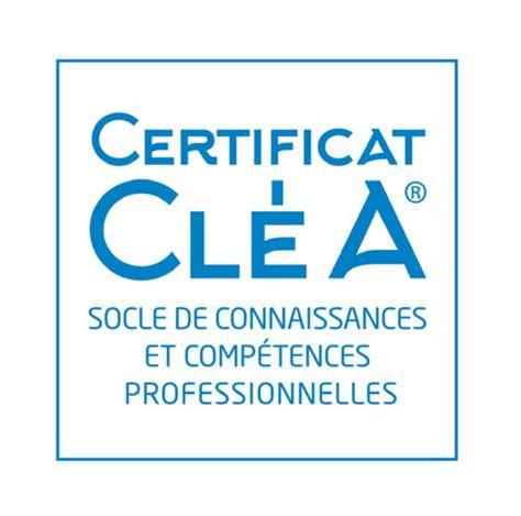 la cuisine de clea certificat cléa la nouvelle certification professionnel