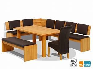 Eckbank Modern Holz : eckbank m bel einebinsenweisheit ~ Indierocktalk.com Haus und Dekorationen