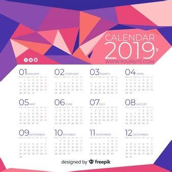 roczny kalendarz plamy akwarela wektor premium pobieranie