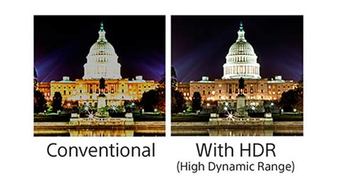 with highest dynamic range sony 4k hdr xbr televisons wilshire home entertainment
