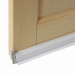 Bas De Porte Isolant : bas de porte pivotant lisse plasto blanc 93 cm castorama ~ Dallasstarsshop.com Idées de Décoration