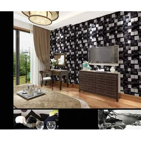 living room  designer wallpaper  rs  pieces