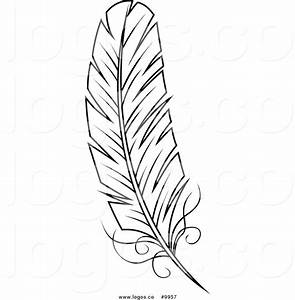Feathers clipart - Clipground