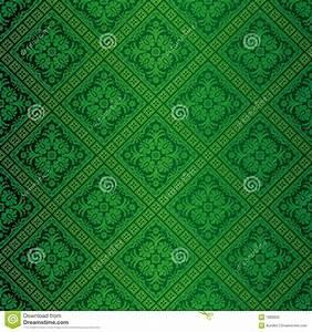 Papier Peint Fleuri : papier peint fleuri vert photo stock image 7889830 ~ Premium-room.com Idées de Décoration