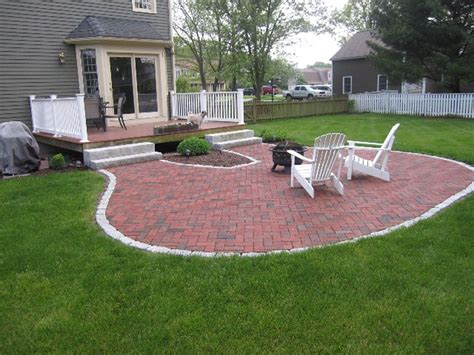brick patio ideas architectural design