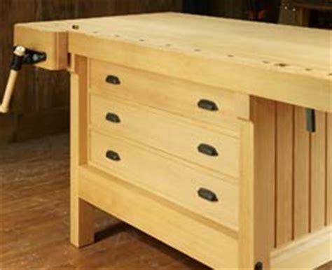 shopnotes magazine cabinetmakers workbench drawers extra
