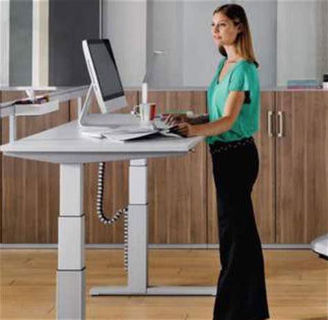 bureau pour travailler debout pour soulager votre dos travaillez debout bio