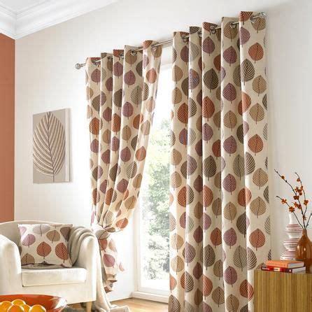 terracotta regan lined eyelet curtains dunelm curtains
