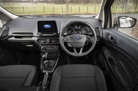 ford ecosport  ecoboost  zetec  review autocar