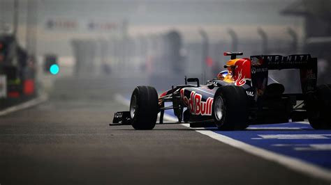infinity red bull formula  car desktop pc