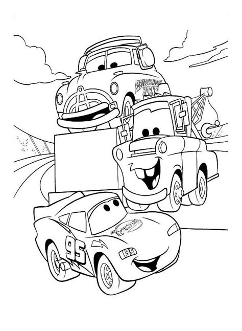 cars  kids cars kids coloring pages
