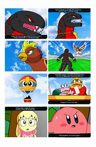 Kirby Wrath of Asylus favourites by KingDDDXSamus on ...