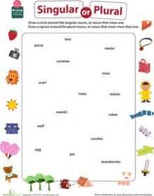 plural nouns images plural nouns singular