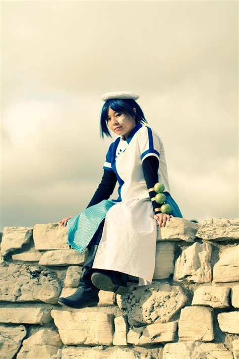 Flame Of Recca Cosplay Aoi By Kotodama On Deviantart