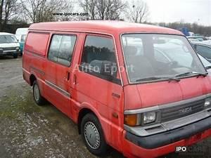 Wanted Mazda E2000 Van E2200 Twin Side Doors And