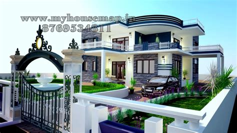 modern floor plan tags maps of houses house map elevation exterior