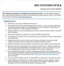 apa sty e 8 apa format examples free premium templates