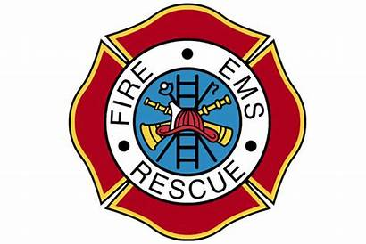Fire Clip Department Maltese Cross Clipart Ems