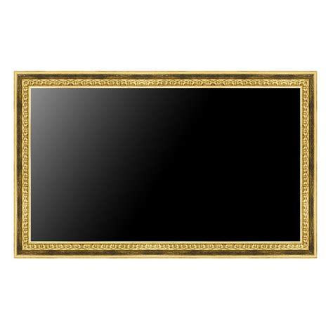 Für Fernseher by Mira Bilderrahmen F 252 R Fernseher Gold Allesrahmen De