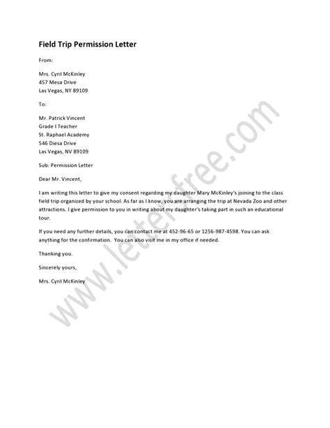 field data collector cover letter 9 best sle permission letters images on