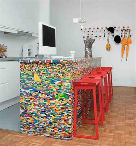 lego kitchen island construcciones con lego decoracion de reciclando
