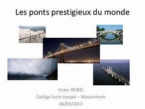 College Saint Victor Valence : les ponts prestigieux du monde ~ Dailycaller-alerts.com Idées de Décoration
