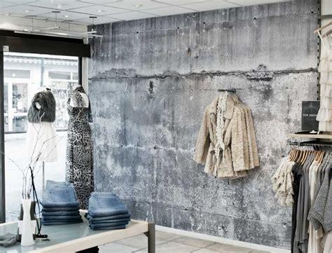 fiorito interior design wallpaper  concrete collection