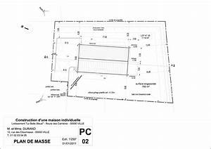 exemple permis de construire modele permis de construire With exemple de jardin de maison 11 dossier de permis de construire