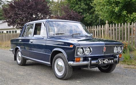 Lada A by Review 1982 Vaz 21033 Lada 1300 For The Soviets The