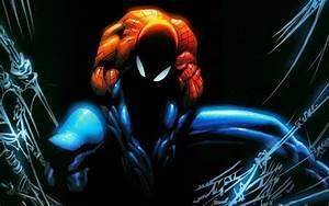Spiderman Marvel Wallpaper Hd