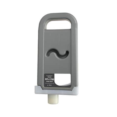 Code 1700 pada printer canon 237. WF Non-OEM New Matte Black Wide Format Ink Cartridge for ...