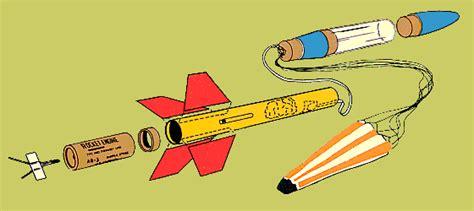 parts of a rocket diagram science fair projects diagram